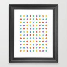 Hirst Framed Art Print