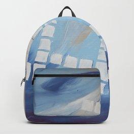 Crossword Backpack