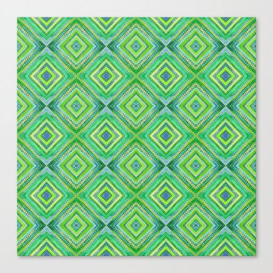 Tempo 4 Canvas Print
