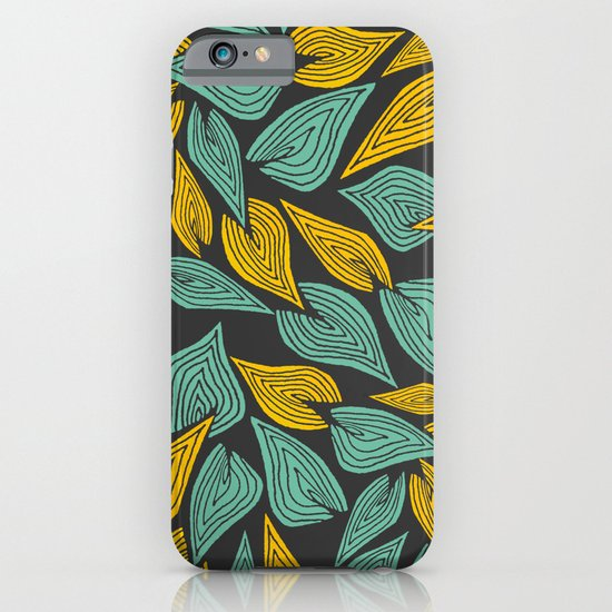 Autumn Wind iPhone & iPod Case