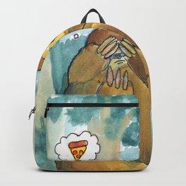 sloth love Backpack