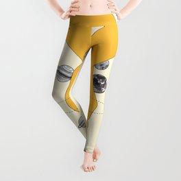 Everything Revolves Around Us Leggings