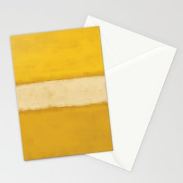 Rothko Inspired #13 Stationery Cards