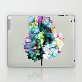 Fantasy Tree 18 by Leslie Harlow Laptop & iPad Skin