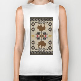 American Native Pattern No. 180 Biker Tank