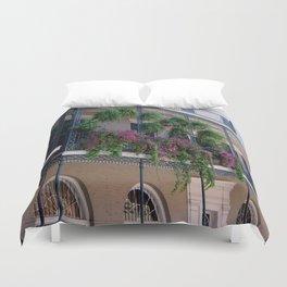 New Orleans Florals Duvet Cover
