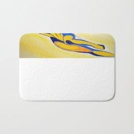 Softest Yellow Bath Mat