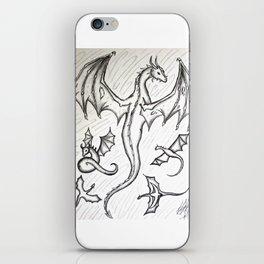 Dragon #1 iPhone Skin