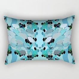 Discreet Guardian Rectangular Pillow