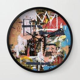 Mississipi Wall Clock