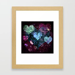 Everywhere in Many Forms Framed Art Print