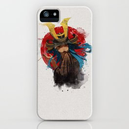 Casul Kabuto iPhone Case