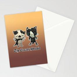 buneko3 Stationery Cards