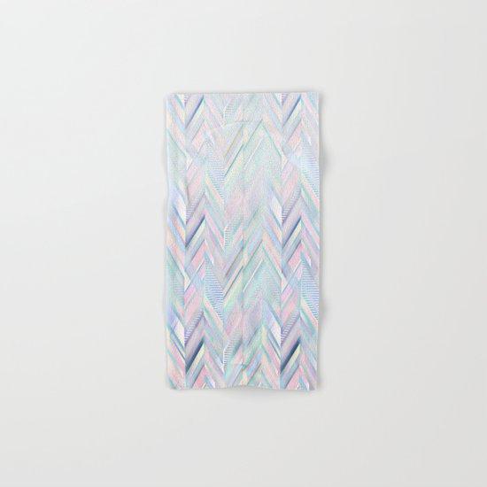Pastel pattern Hand & Bath Towel