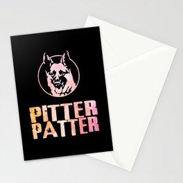 pitter patter letterkenny Stationery Cards