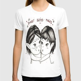 Sweet blood mages T-shirt