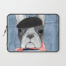 French Bulldog. Laptop Sleeve