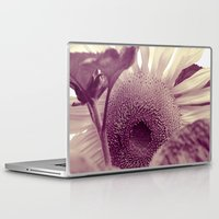 sunflower Laptop & iPad Skins featuring Sunflower by Laake-Photos