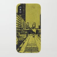 milan iPhone & iPod Cases featuring Milan 2 by Anand Brai