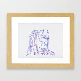 Beat Framed Art Print
