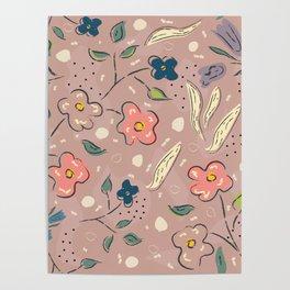 Rich Blossom Poster
