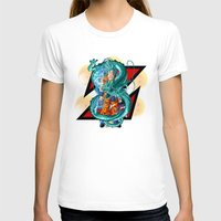 dbz T-shirts featuring DBZ - A Hero by Mr. Stonebanks