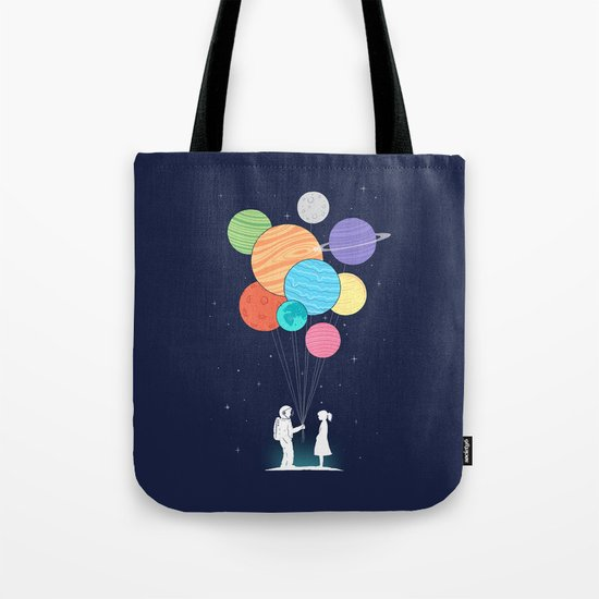 You are my universe Tote Bag