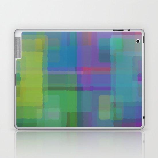 Squares#2 Laptop & iPad Skin