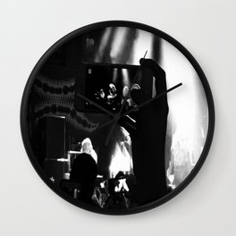 Are You Listening? Wall Clock