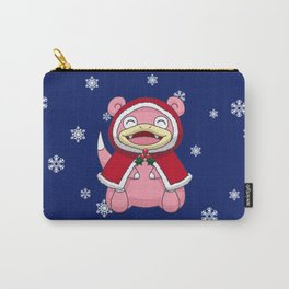 Wintertime Derp Carry-All Pouch