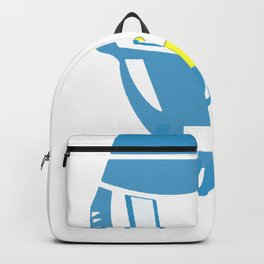 DANCE AND GET LUCKY T-SHIRT Backpack