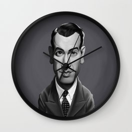 James Stewart Wall Clock