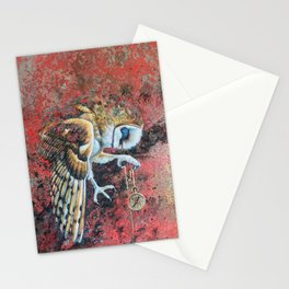 The Keeper Stationery Cards