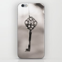 The key... iPhone Skin