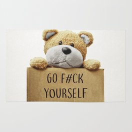 Go F#ck yourself with Rug
