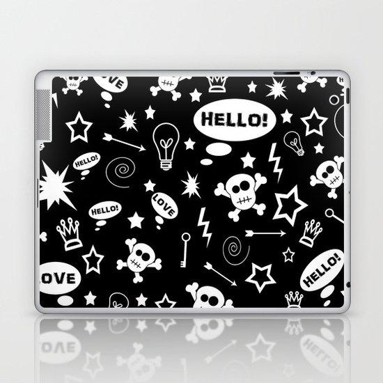 Hello Love! Laptop & iPad Skin