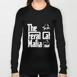 The Feral Cat Mafia Long Sleeve T-shirt