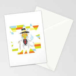 Baron Catmedi Stationery Cards