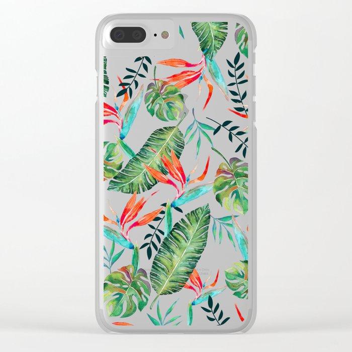 A New Paradise #society6 #decor #buyart Clear iPhone Case