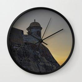 Fort #2 Wall Clock