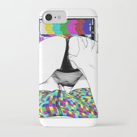 apollonia iPhone & iPod Cases featuring asc 511 - L'extatique (The ecstatic) by From Apollonia with Love