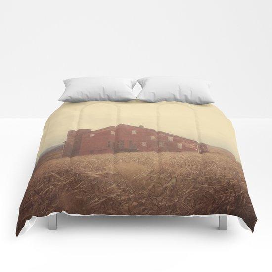 Autumn Farm Comforters