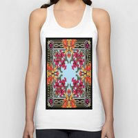 givenchy Tank Tops featuring Givenchy Print by I Love Decor