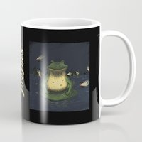 fireflies Mugs featuring Fireflies by Ken Coleman
