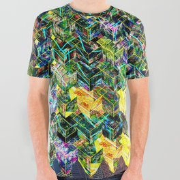 gifslap h-tile All Over Graphic Tee