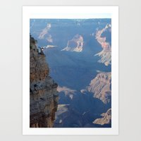 Grand Canyon by Afternoon Light Art Print