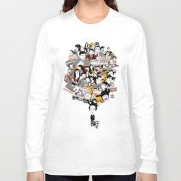 Quentin´s World Long Sleeve T-shirt