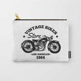 Vintage Bikes Store Carry-All Pouch