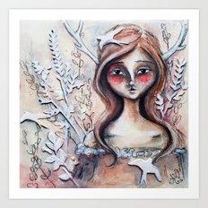 Amelia Art Print