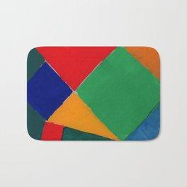 Pythagoras Triangle Bath Mat